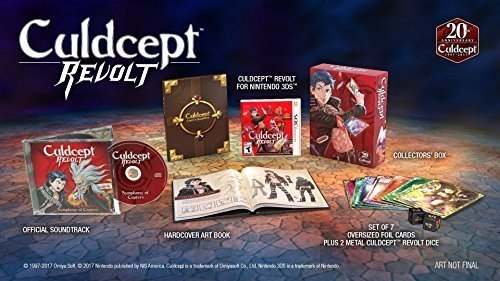Culdcept Revolt: Limited Edition