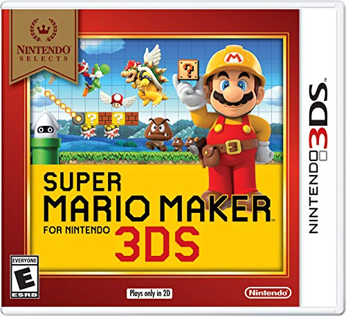 Nintendo Selects: Super Mario Maker for 3DS