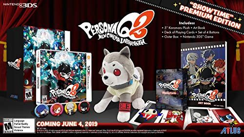 Persona Q2: New Cinema Labyrinth Premium Edition