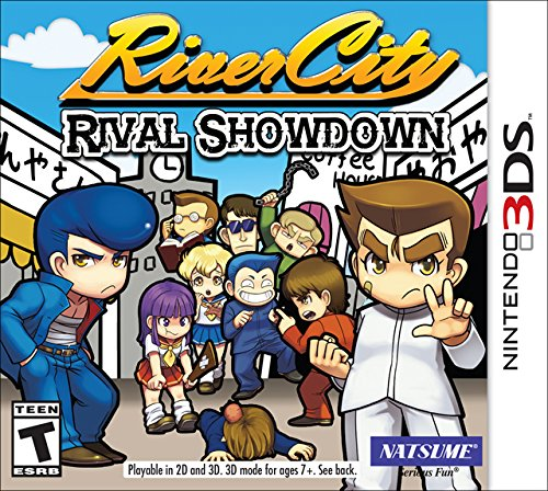 River City: Rival Showdown (Limited Riki Keychain Edition)