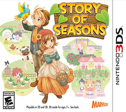Reverse dating story of seasons