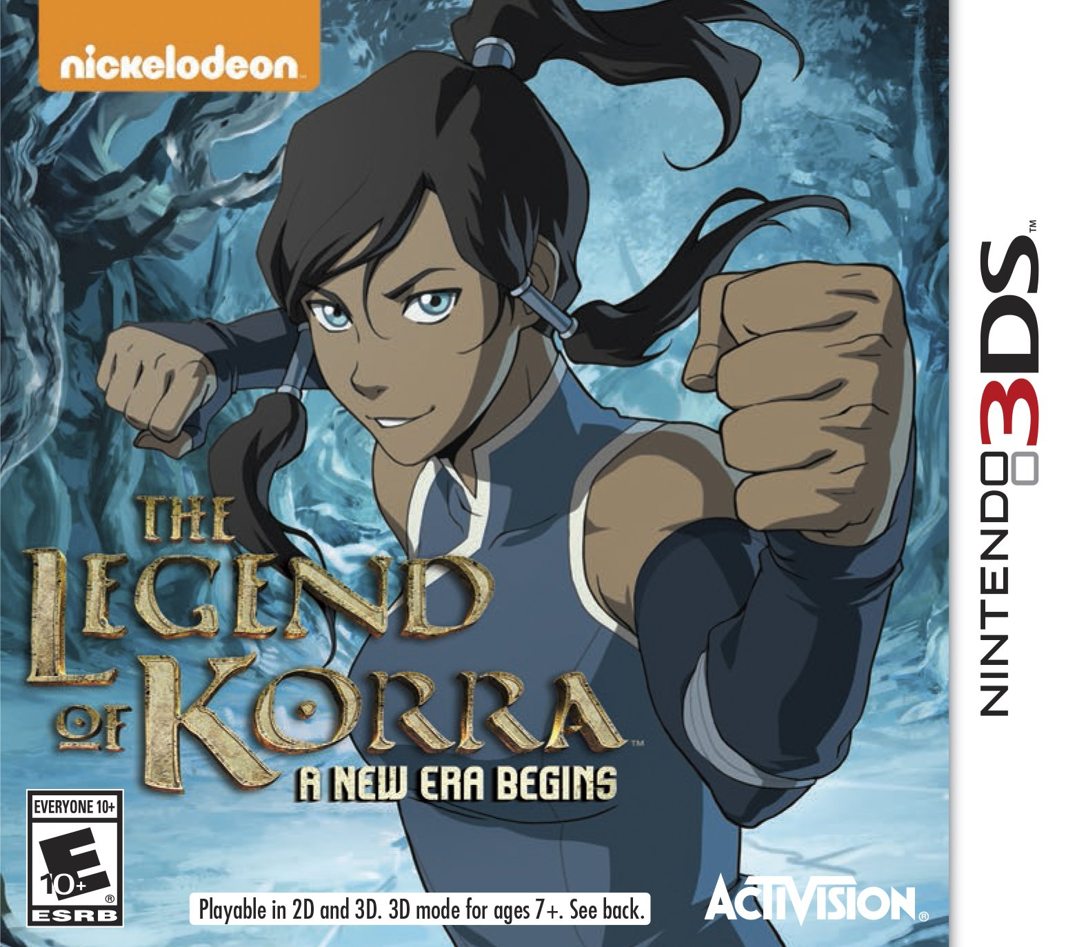 Avatar 2 Release Date: The Legend Of Korra A New Era Begins Release Date (3DS