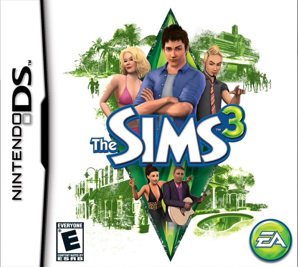 the sims 3 release date 3ds wii xbox 360 ps3 ds