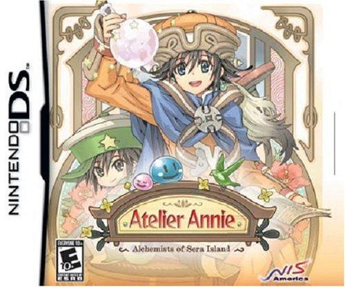 Atelier Annie Alchemist Of Sera Island
