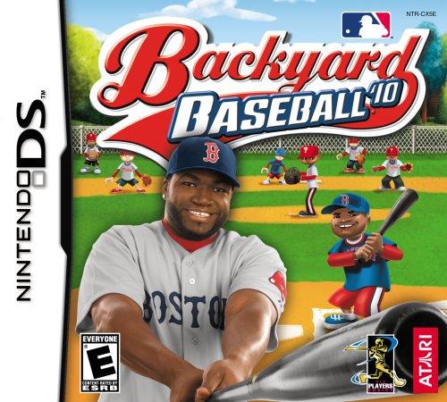 Backyard Baseball 2009: Backyard Baseball 2010 Release Date (DS