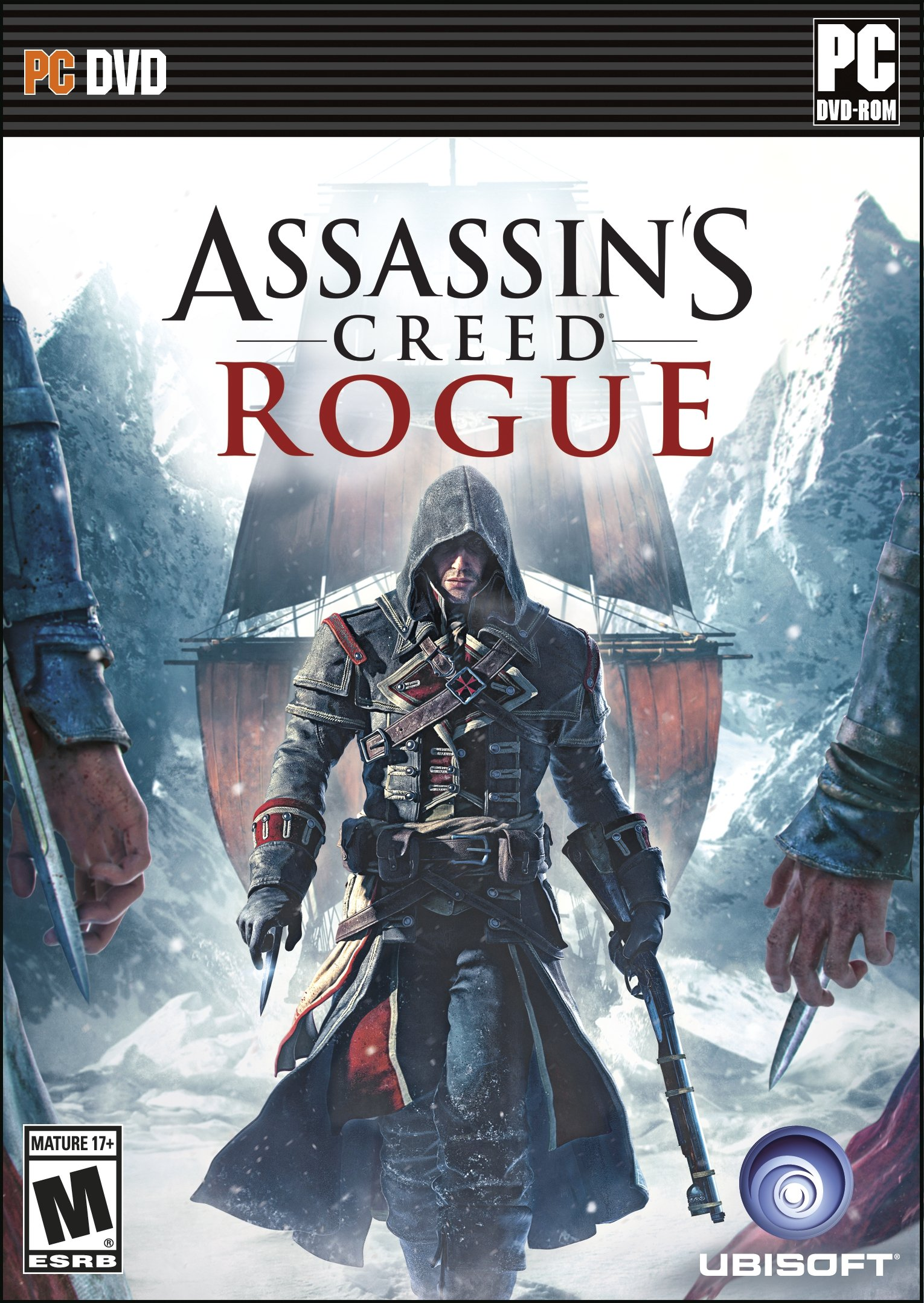 Assassin's Creed Rogue Release Date (PC, Xbox 360, PS3)