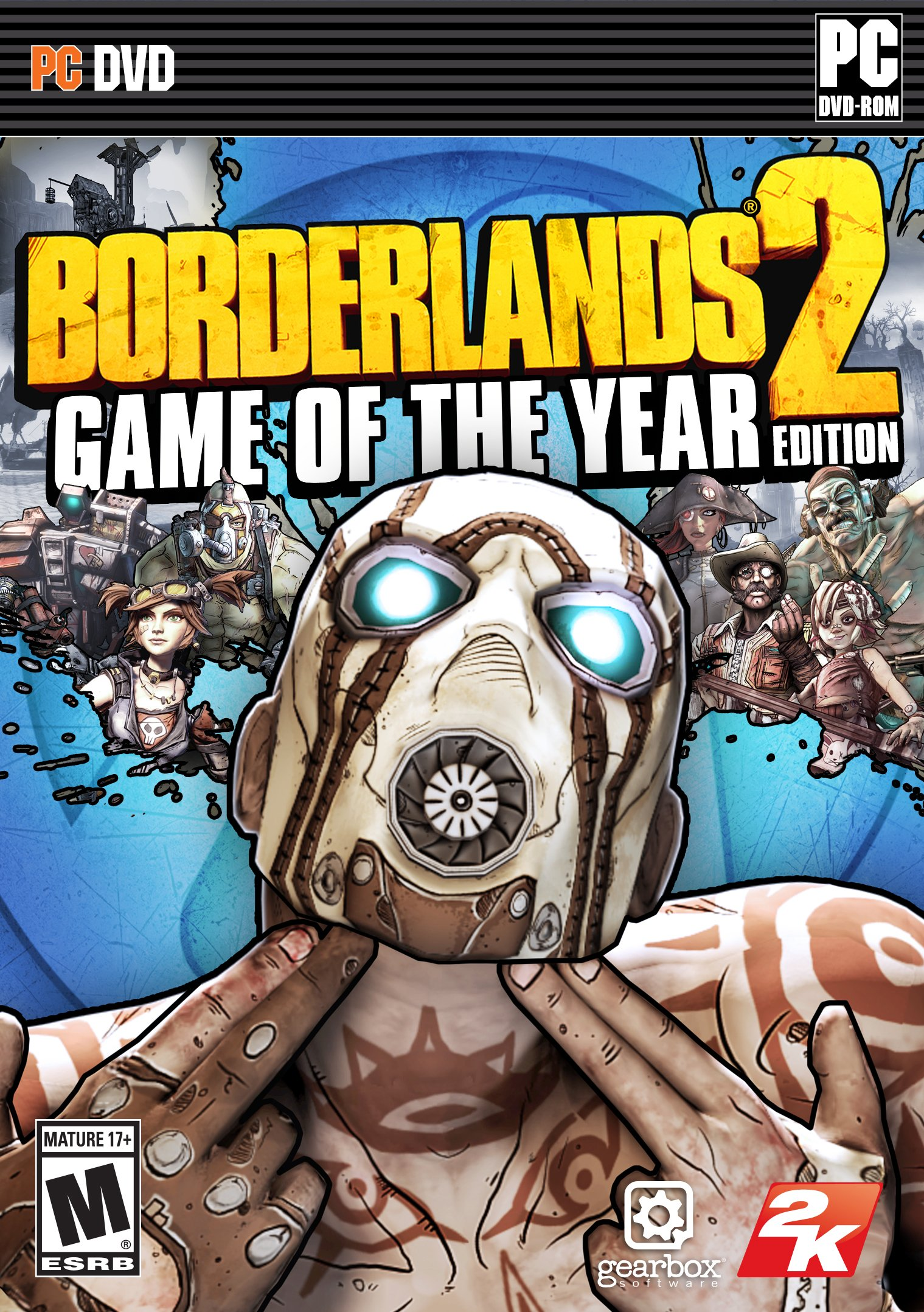 Borderlands: Game of the Year Edition (PS4 / PlayStation 4