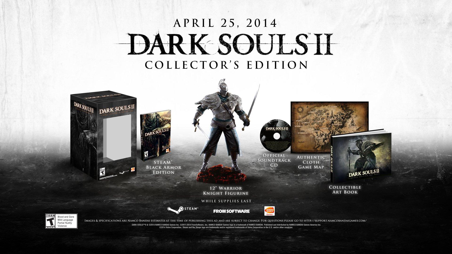 Dark souls 2 ps4 release date