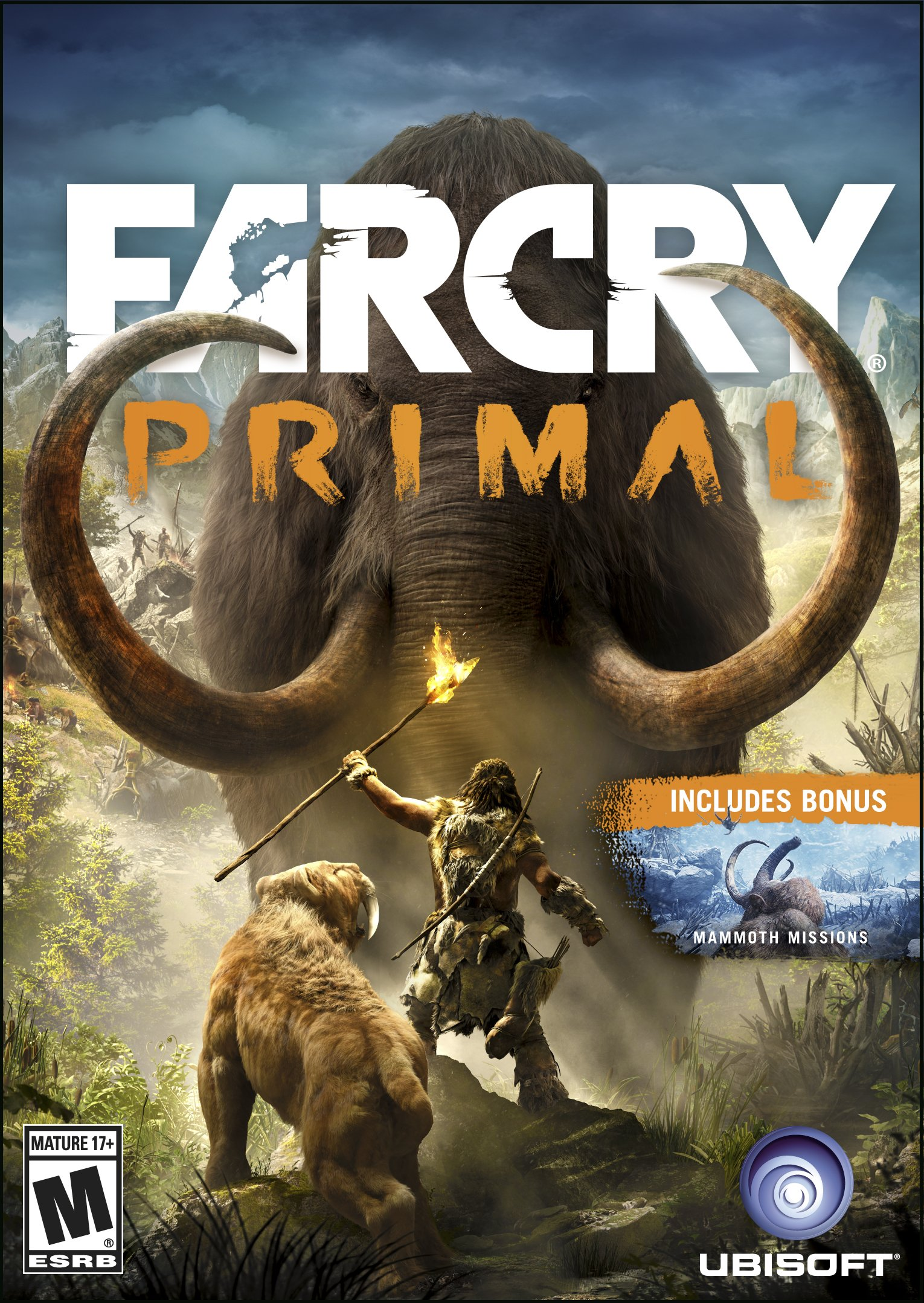 Image result for Far.Cry.Primal cover pc