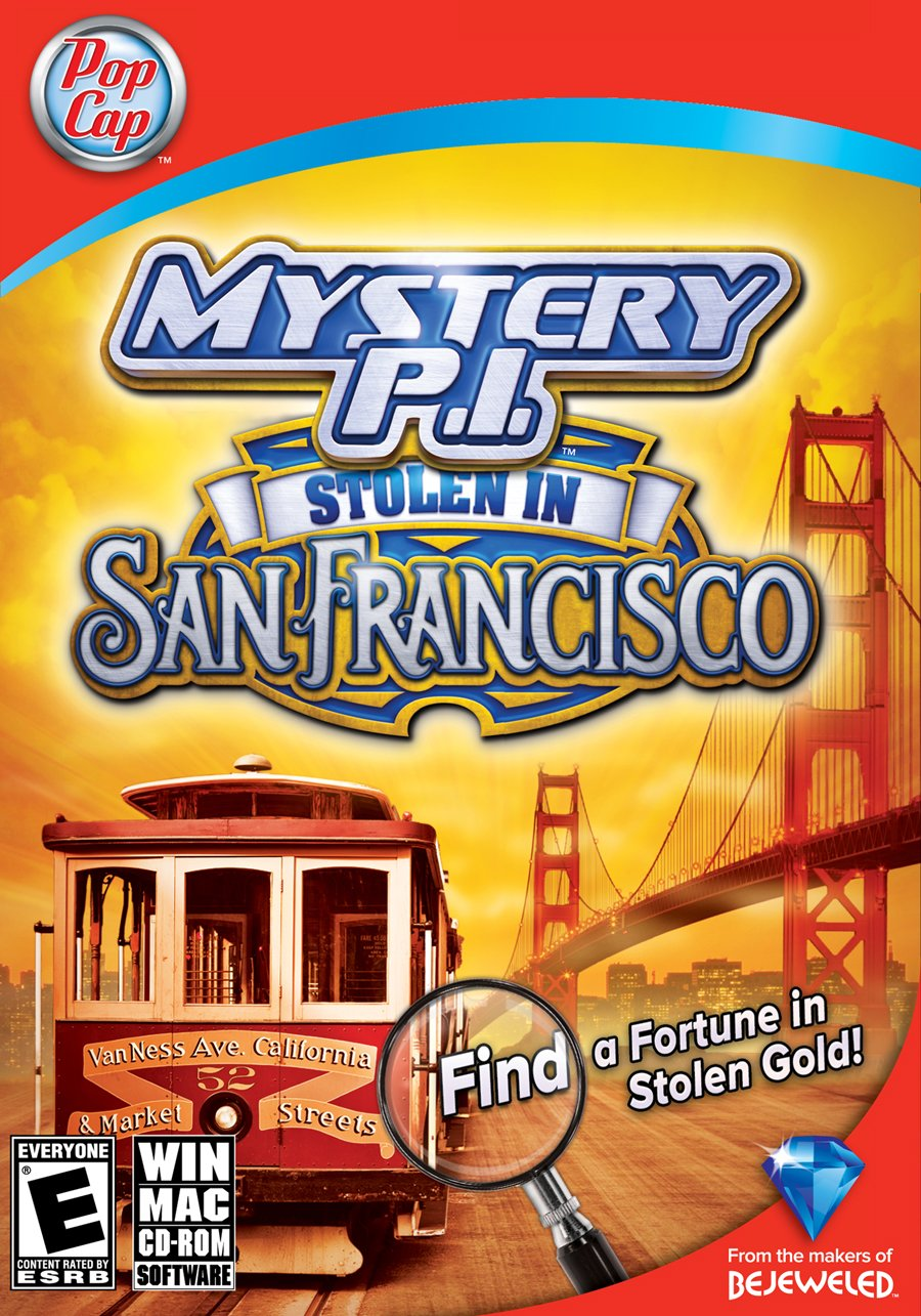 Katiedid Curiouser And Curiouser The San Francisco: Stolen In San Francisco Release Date (PC