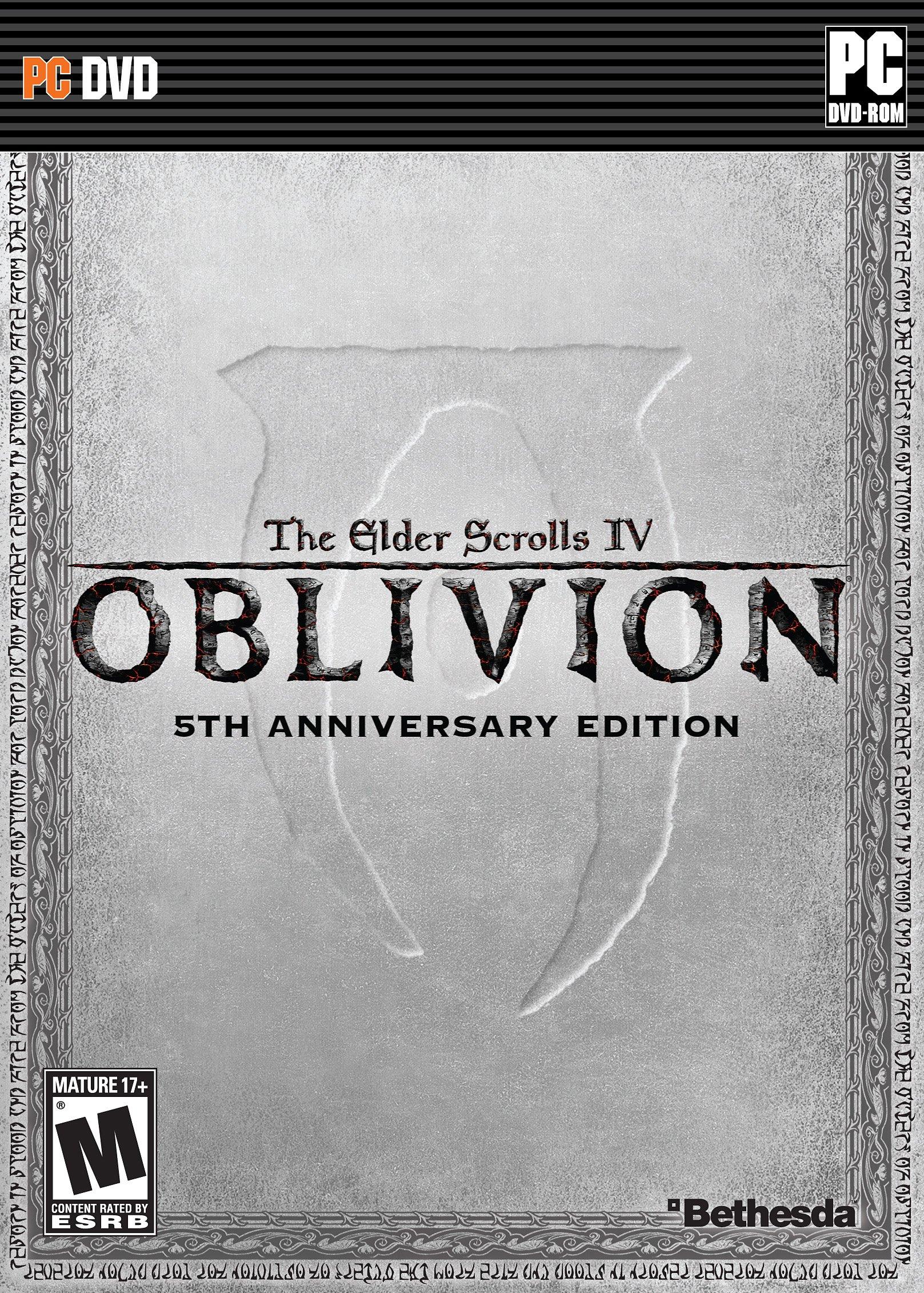 bol.com | The Elder Scrolls: IV Oblivion 5th - Anniversary ...