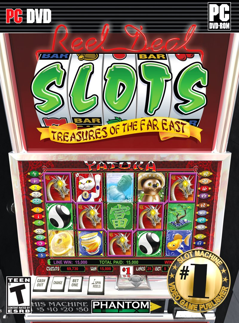 Reel Deal Slots Treasures of the Far East Release Date (PC)