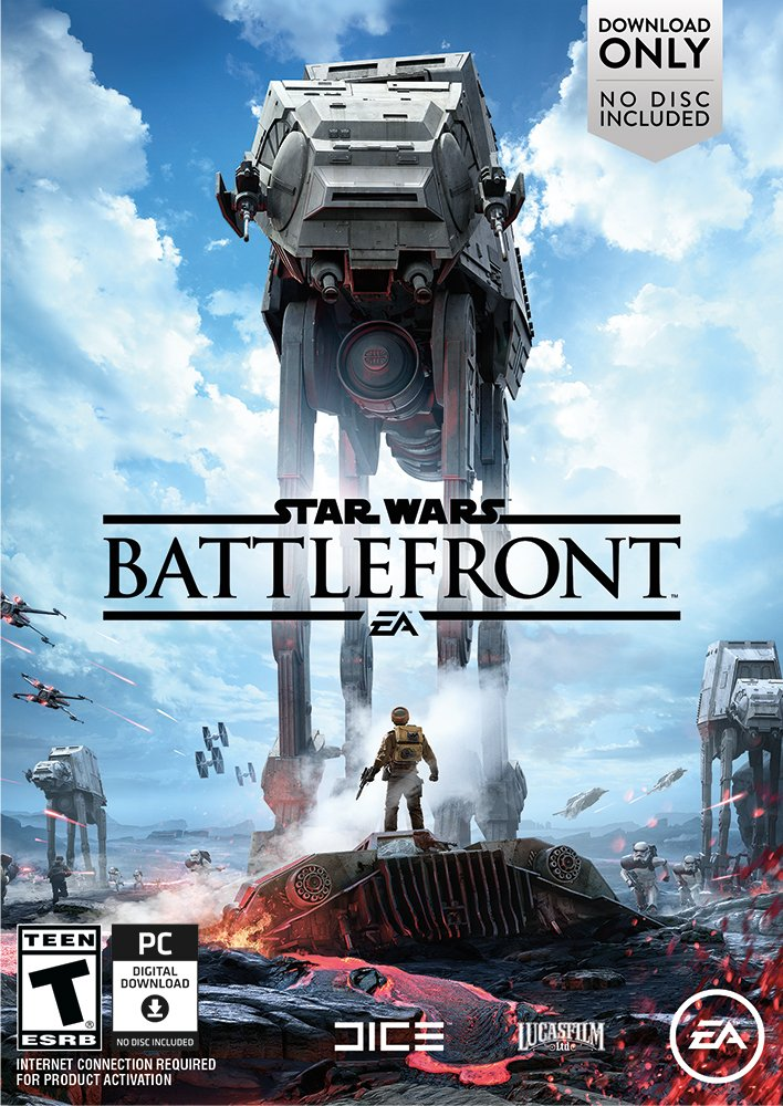 Battlefront ps4 release date