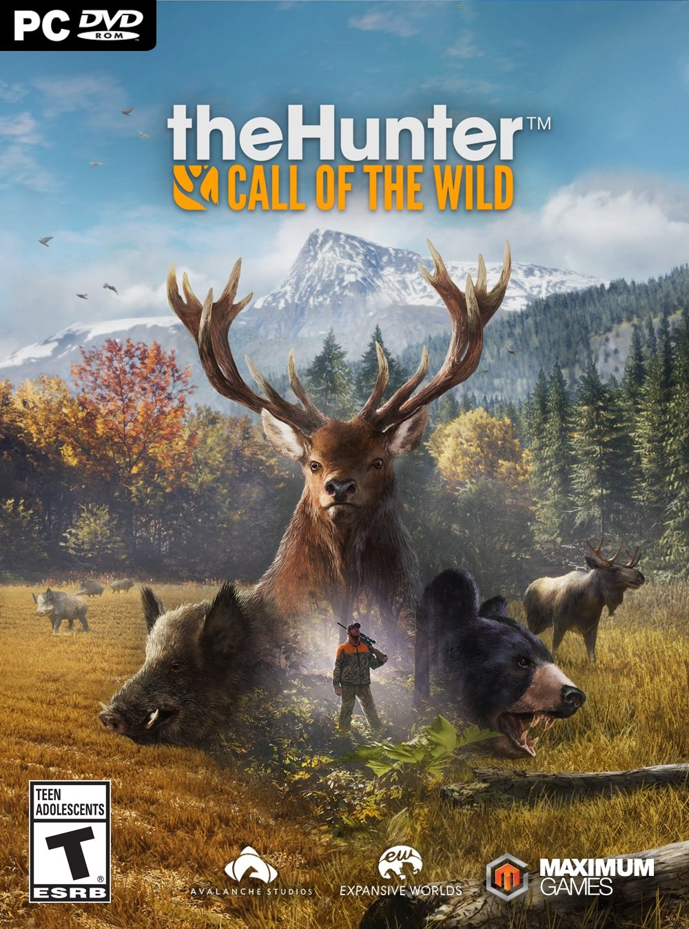 theHunter: Call of the Wild Release Date (Xbox One, PS4, PC)