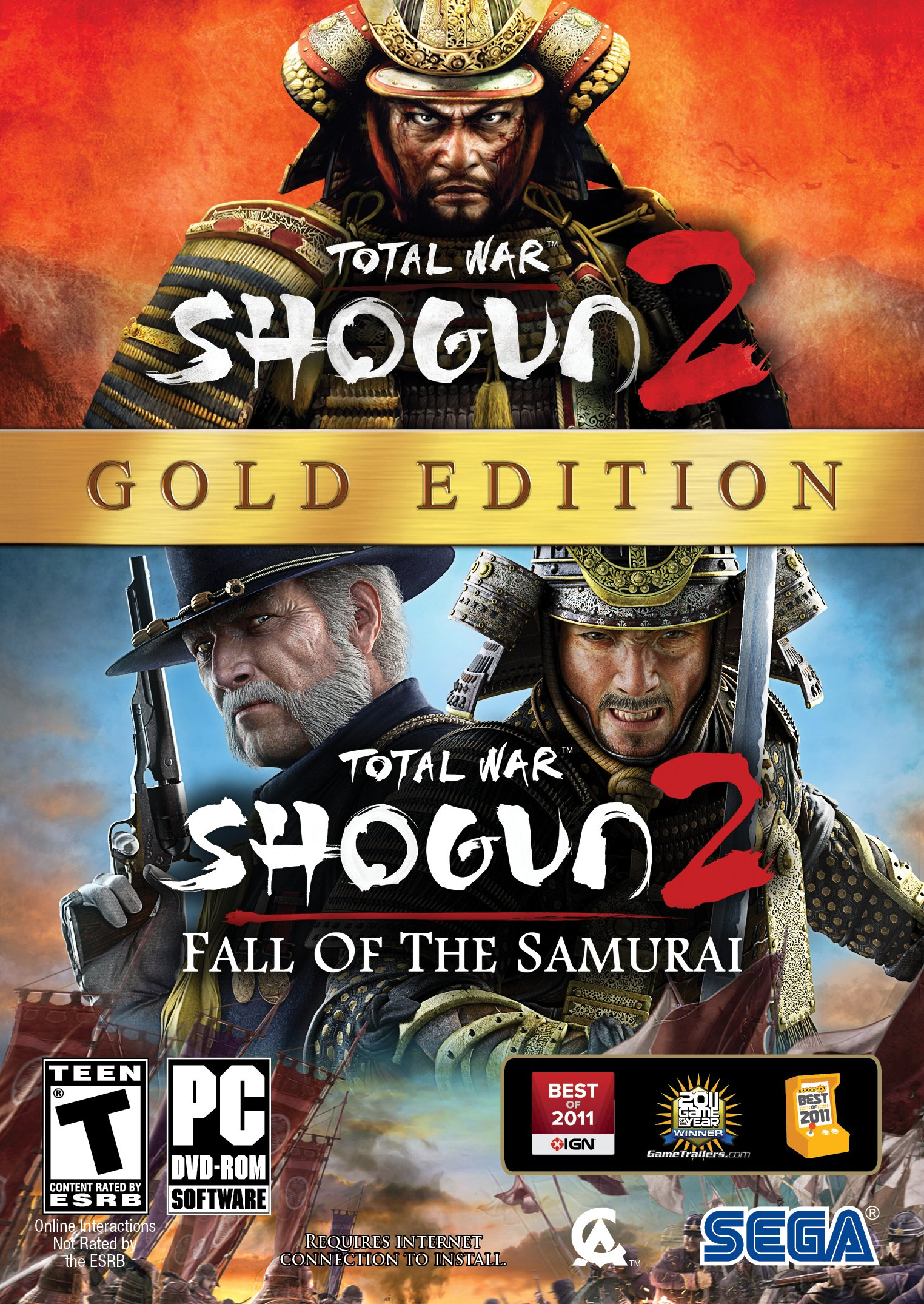 Image result for Total War SHOGUN 2 cover pc