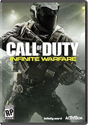 Call of Duty: Infinite Warfare Release Date Details & Videos