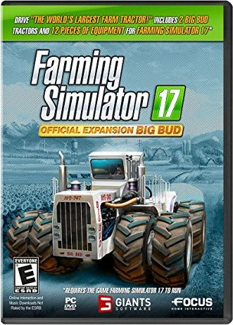 Farming Simulator 17 Big Bud Expansion Pack