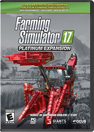 Farming Simulator 17 Platinum Expansion
