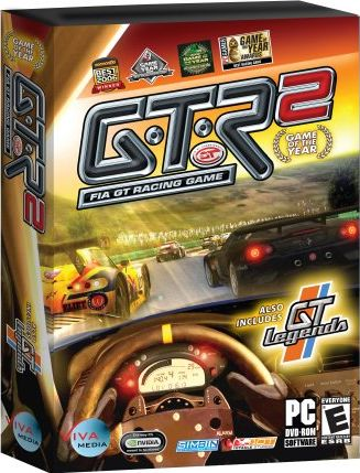 GTR 2: Game of The Year Edition