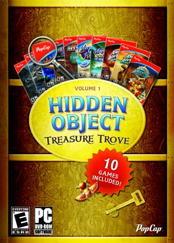 Hidden Object Collection: Treasure Trove Vol. 1