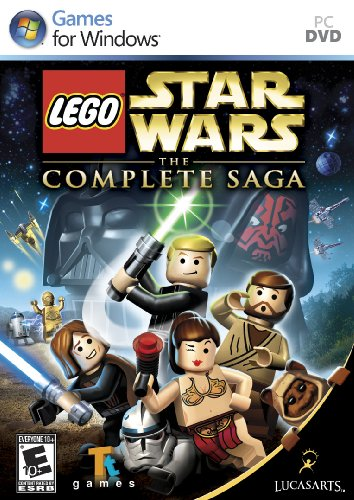 Lego Star Wars: The Complete Saga Release Date (PC, Wii, DS, PS3)