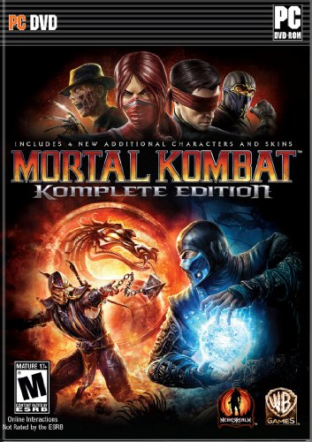 Mortal Kombat Komplete Edition Release Date Pc Vita Xbox 360 Ps3