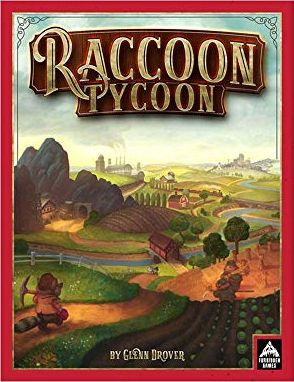 Mr. B Games Raccoon Tycoon