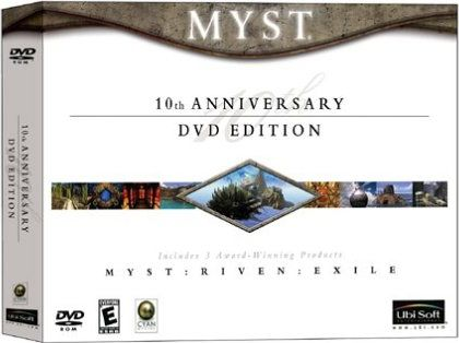 Myst 10th Anniversary DVD Edition