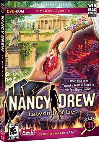 Her Interactive Nancy Drew: Labyrinth of Lies