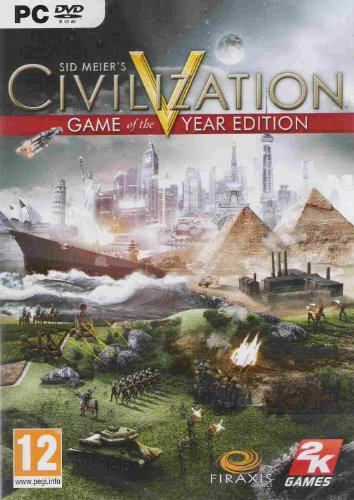 Sid Meier's Civilization V Game of the Year