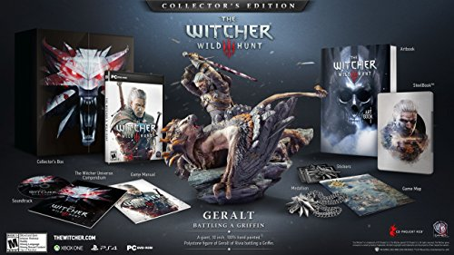 Witcher 3, The: Wild Hunt Collector's Edition