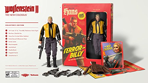 Wolfenstein 2: The New Colossus Collectors