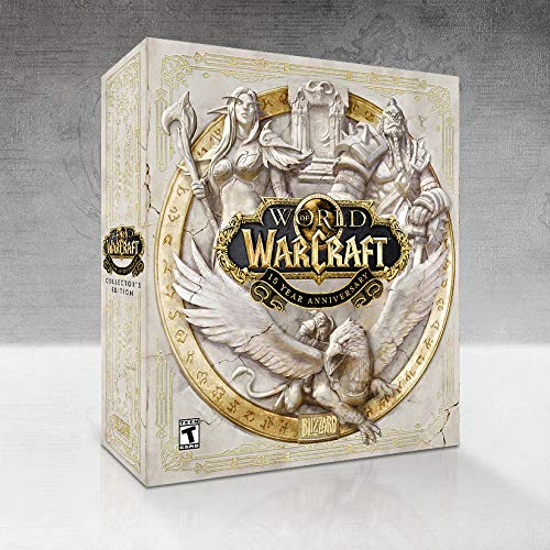 World Of Warcraft: 15th Anniversary Collector's Edition