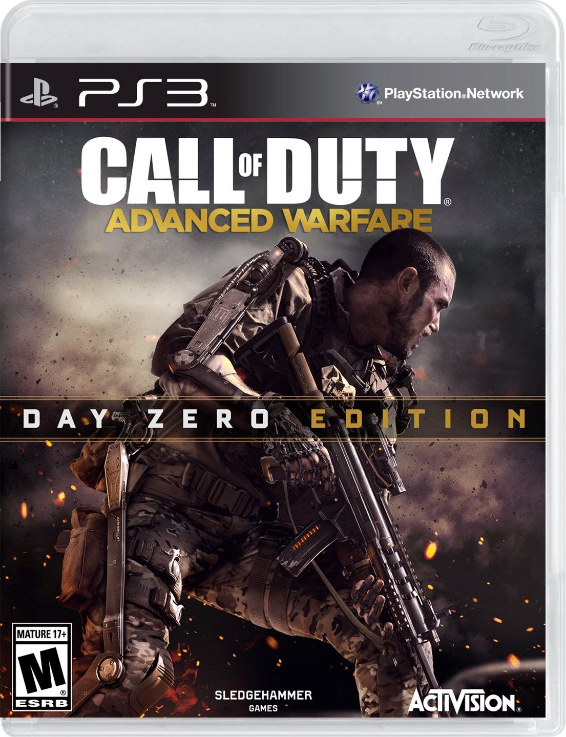 of Duty: Advanced Warfare trailer reveals November 4th release date ...