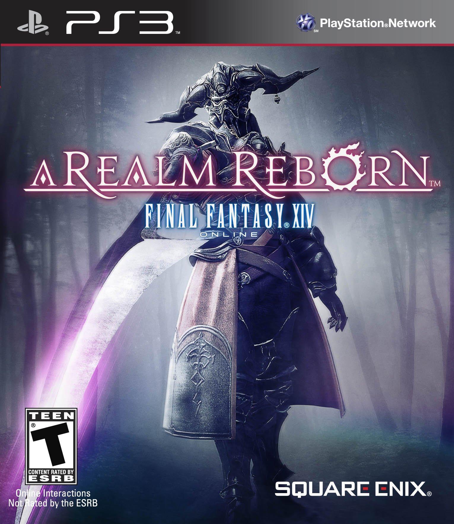 Final fantasy 14 release date