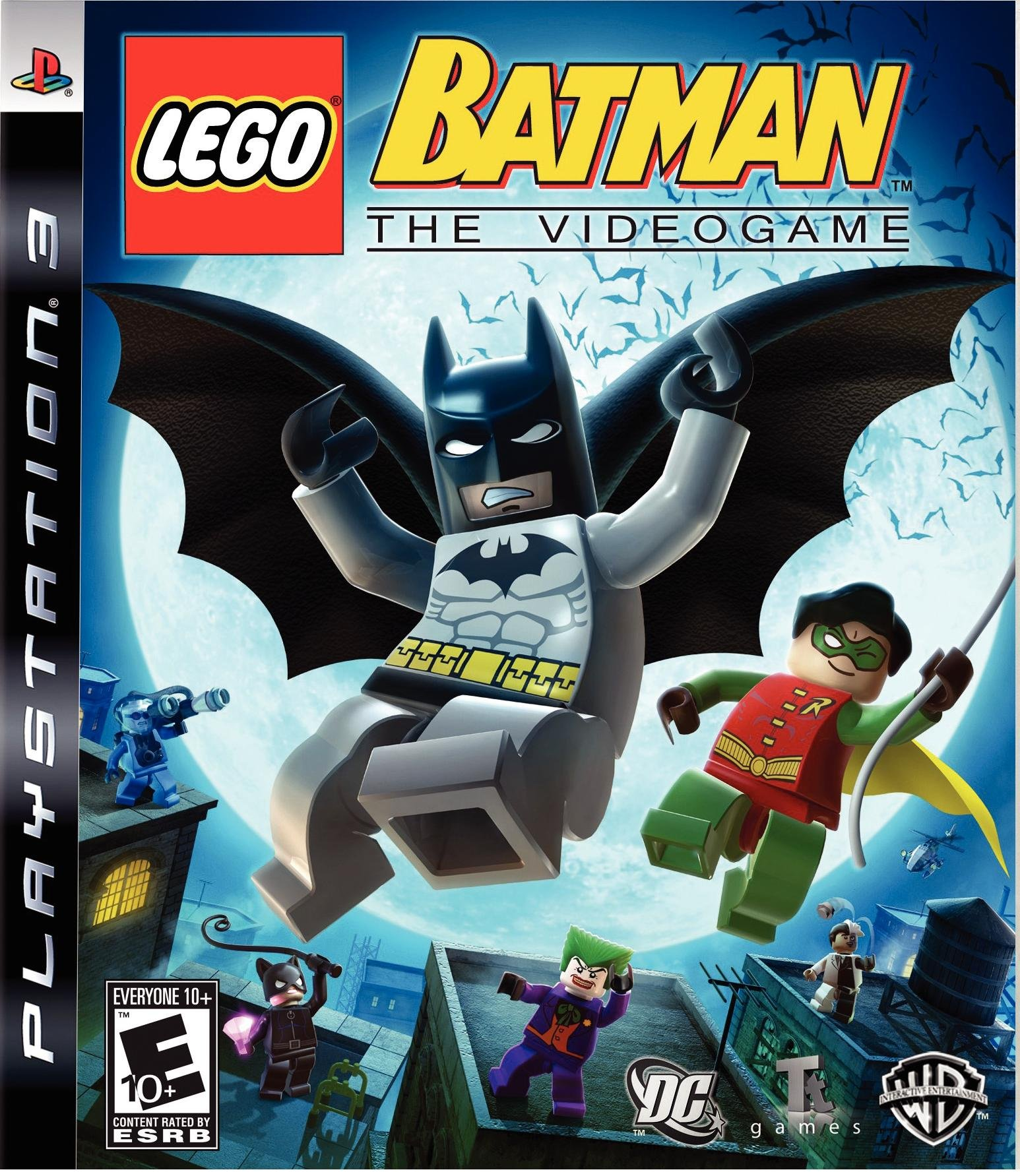 Lego Batman Release Date (Xbox 360, PS3, PC, Wii, PSP, DS)