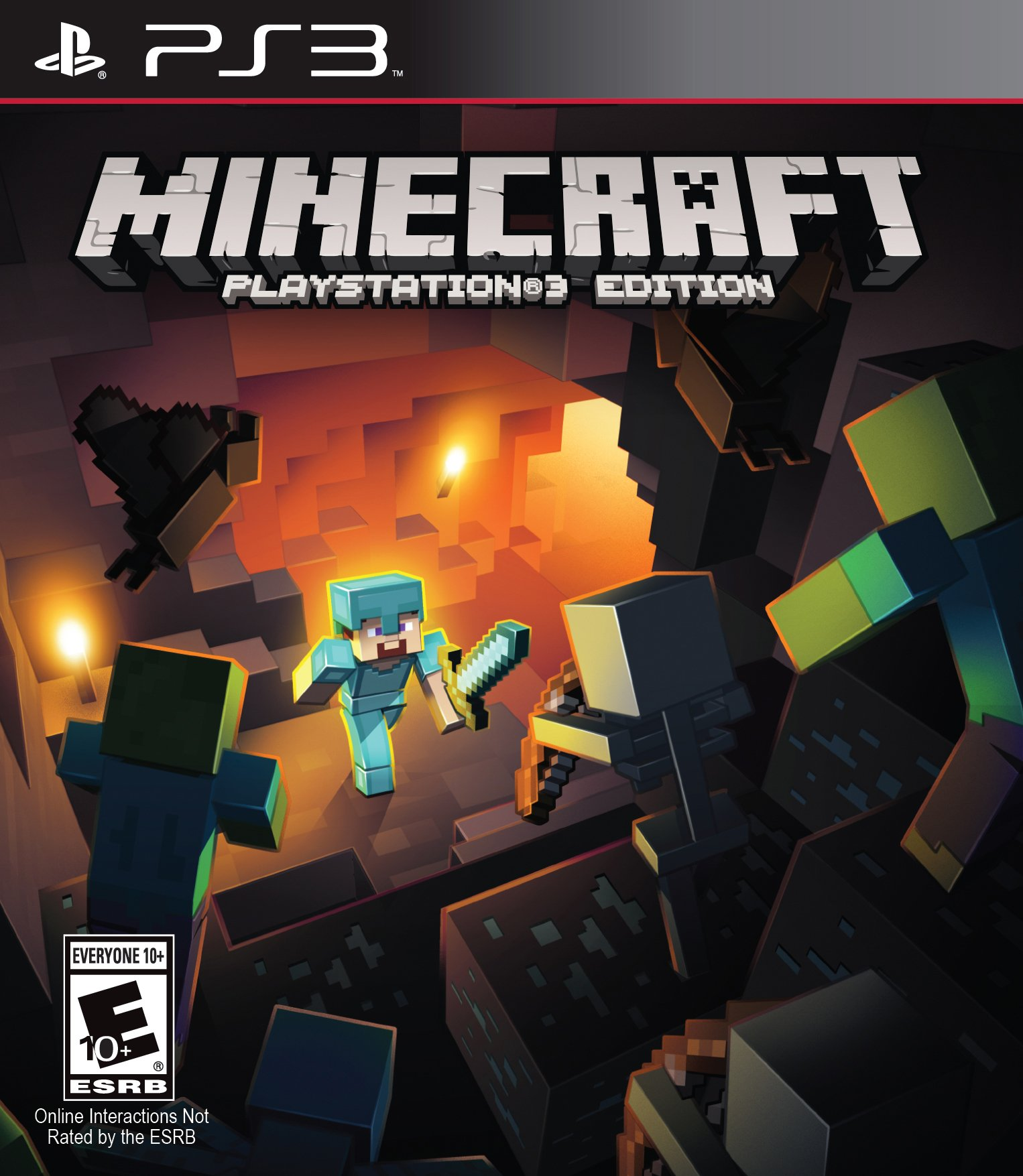 Minecraft Release Date (Switch, Xbox One, Vita, PS4, PS3