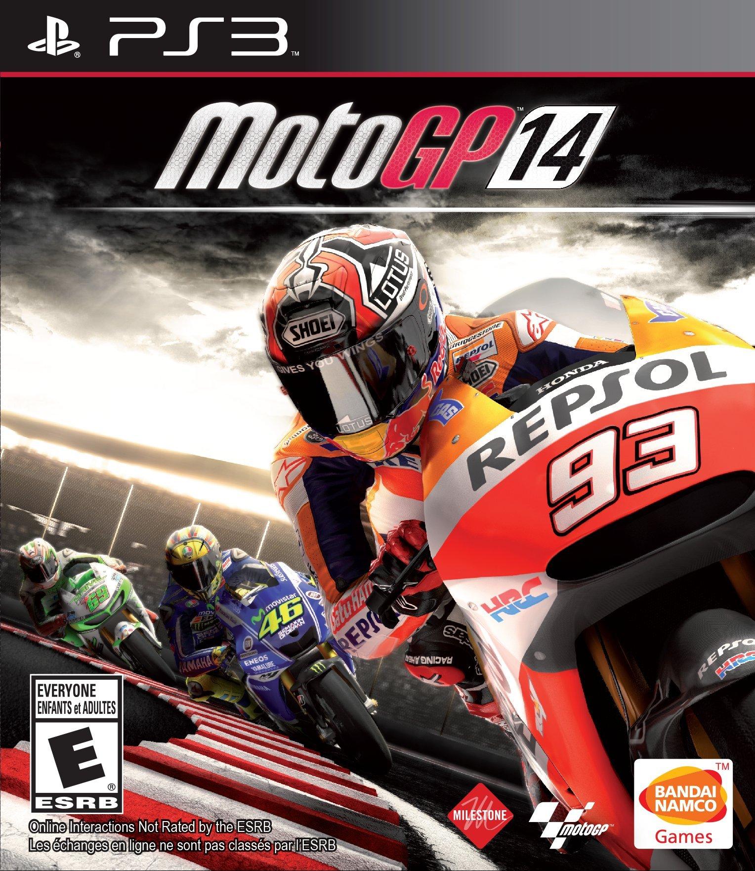 Moto GP 2014 Release Date (Xbox 360, PS3, PS4)