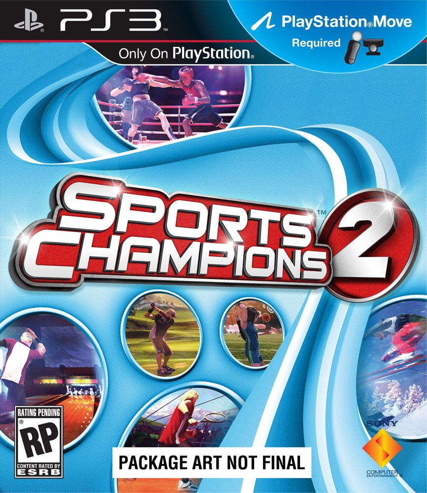 Sports Games For Ps3 : Sports champions release date ps