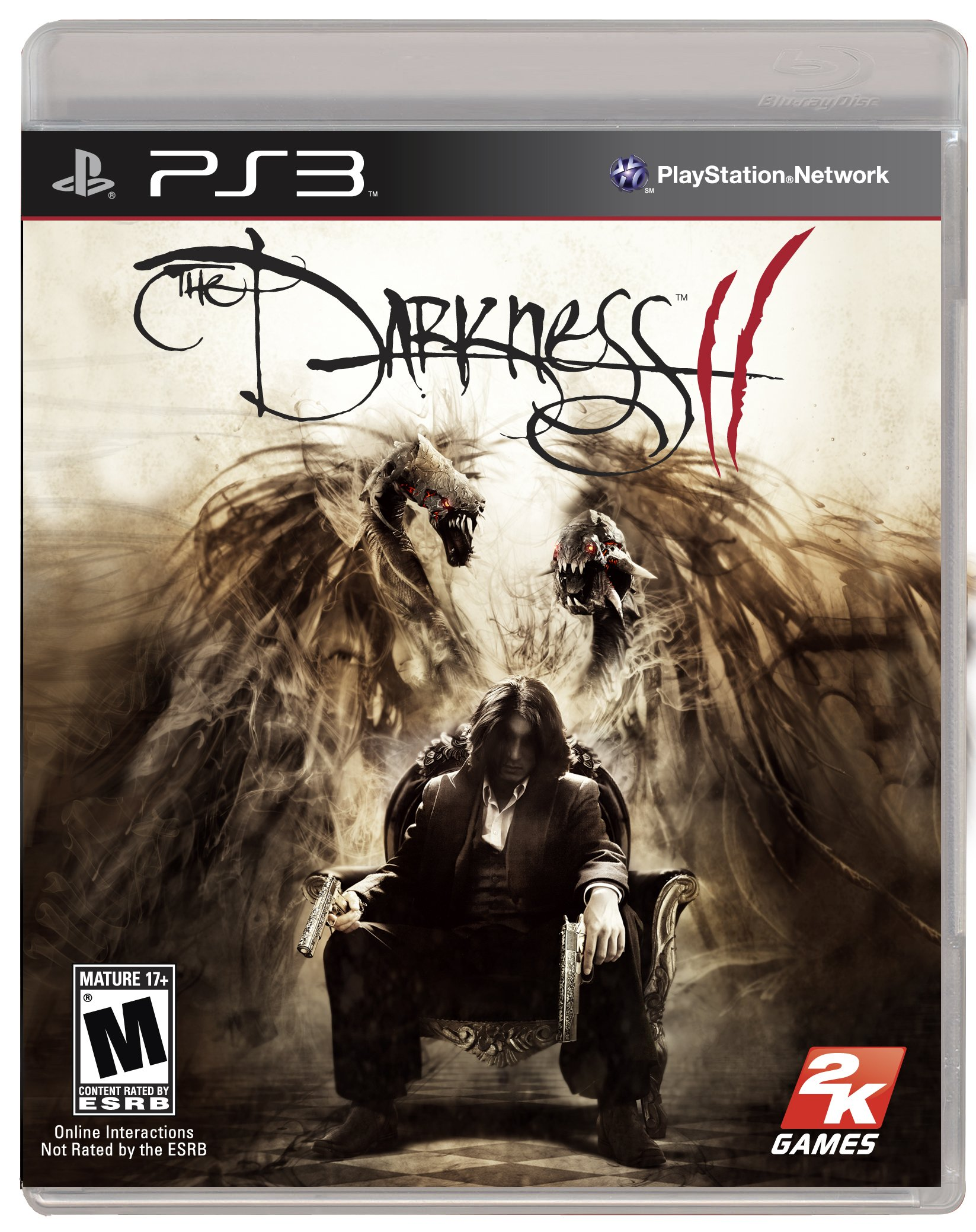 The darkness release date