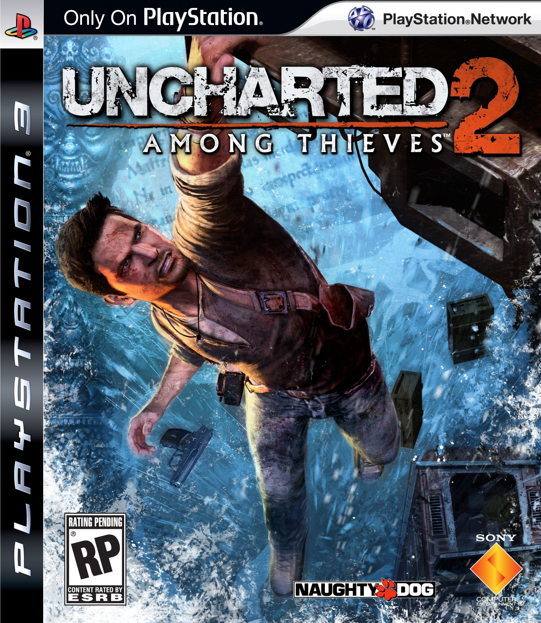Uncharted 2 Among Thieves Release Date Ps3