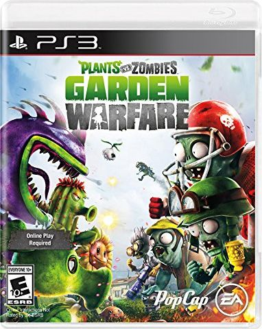 Plants Vs Zombies Garden Warfare Release Date Ps3 Ps4 Xbox 360 Xbox One