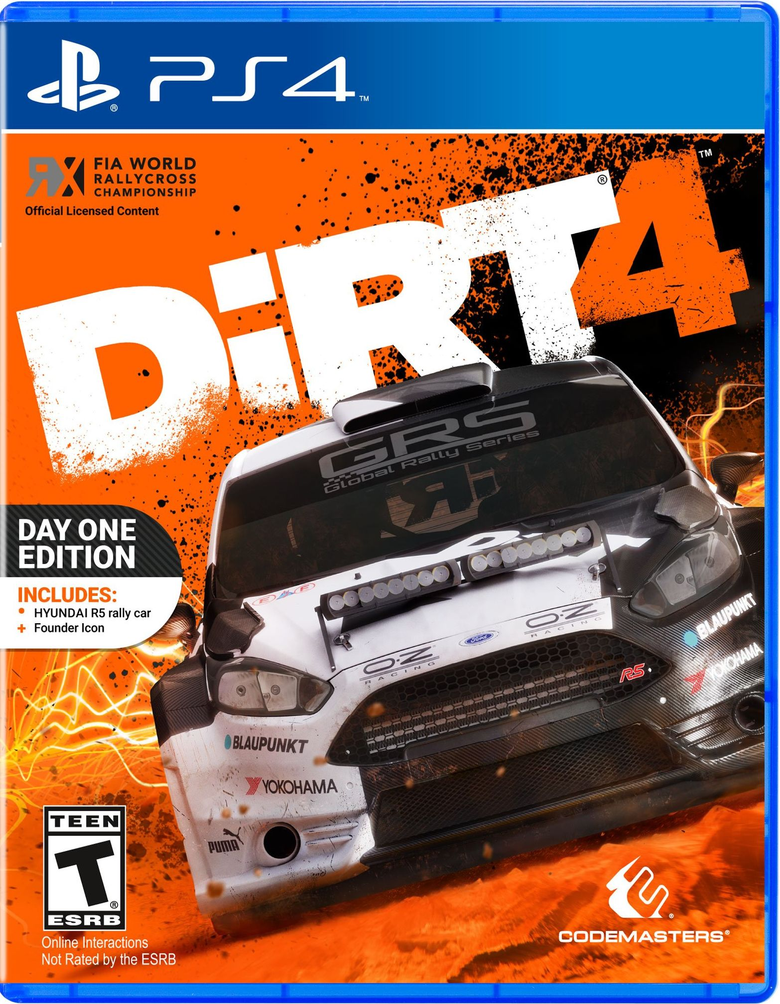 DiRT 4 Release Date (Xbox One, PS4)