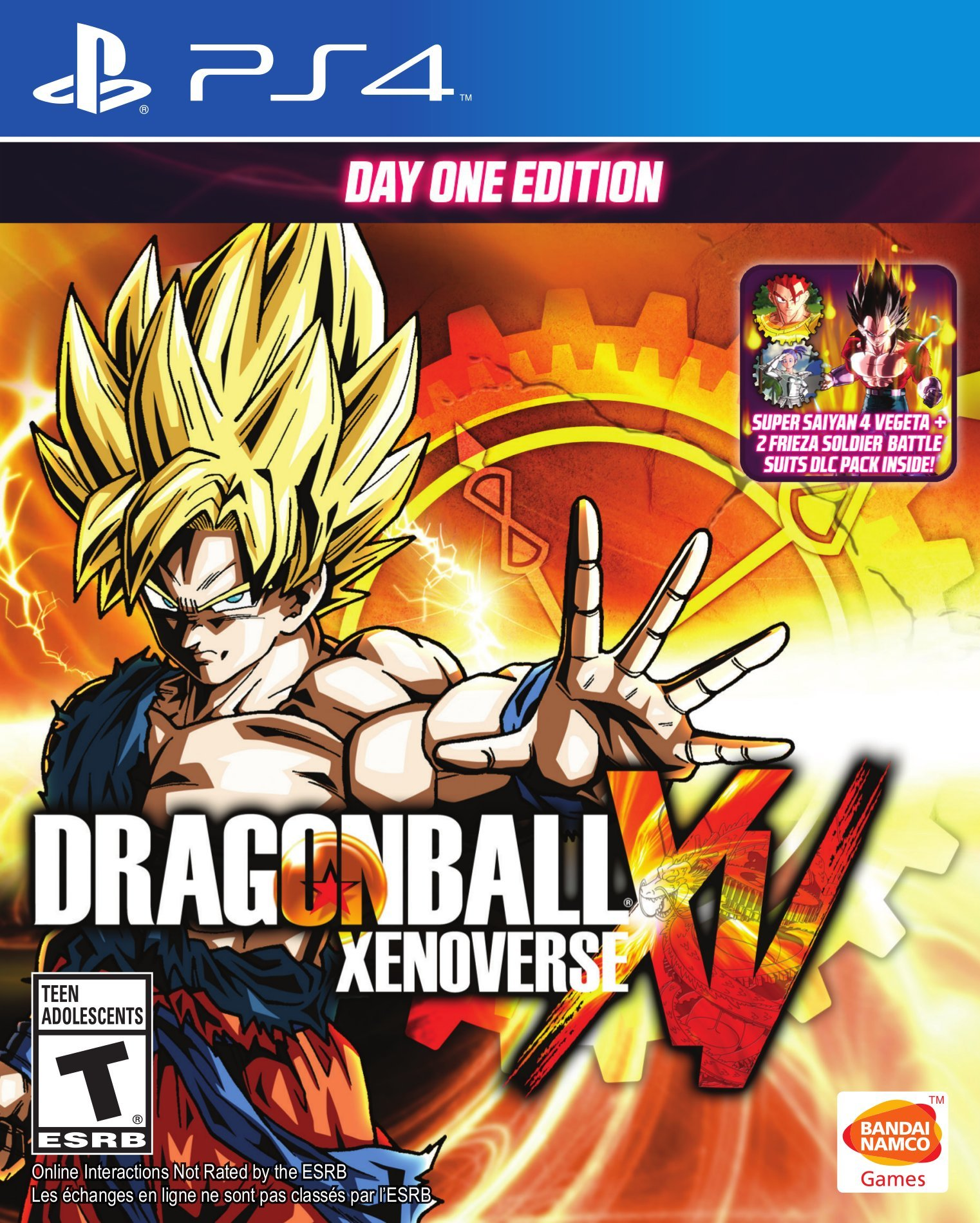 Dragon Ball Xenoverse 2 Release Date: Coming for PS4, Xbox One, and PC ...