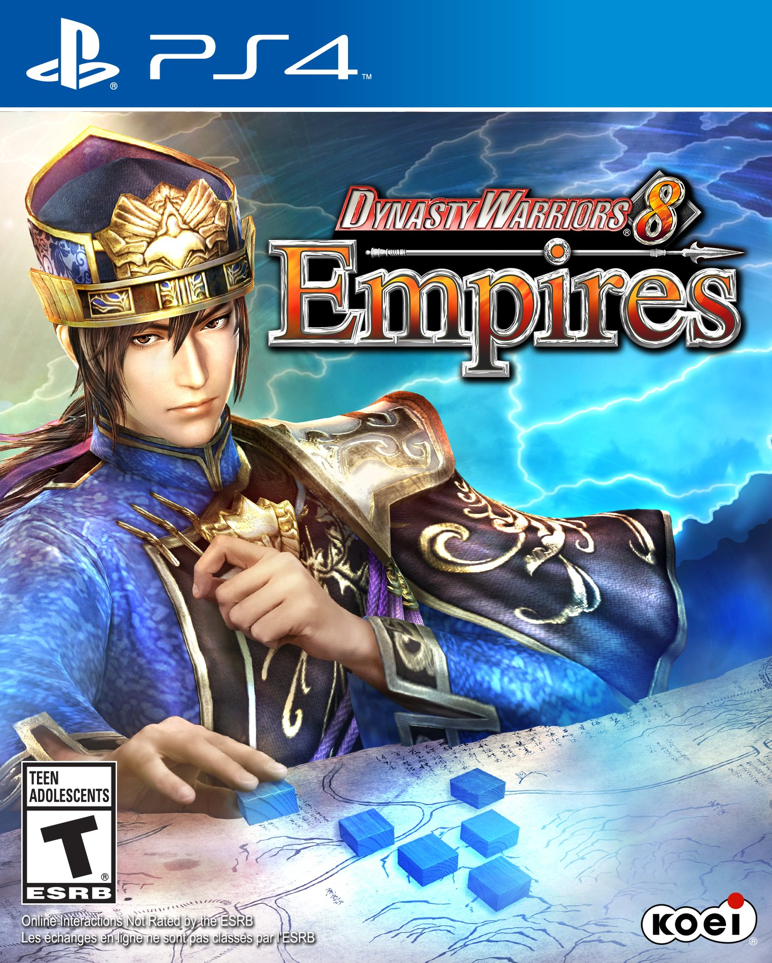 Warriors Orochi 4 Cover: Dynasty Warriors 8 Empires Release Date (Xbox One, PS4