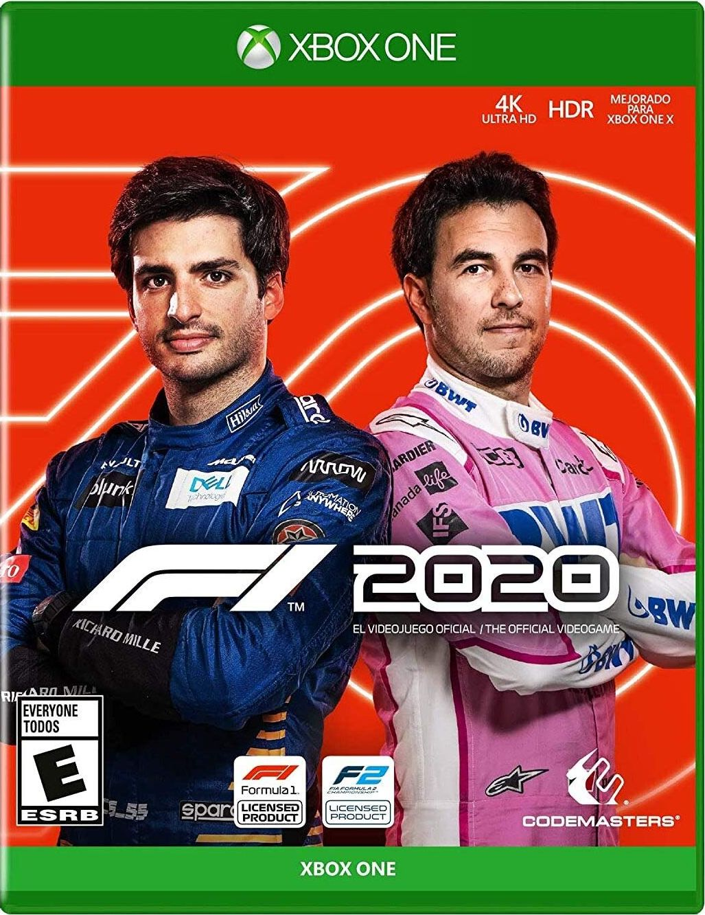 F1 2020 Release Date (Xbox One, PS4)