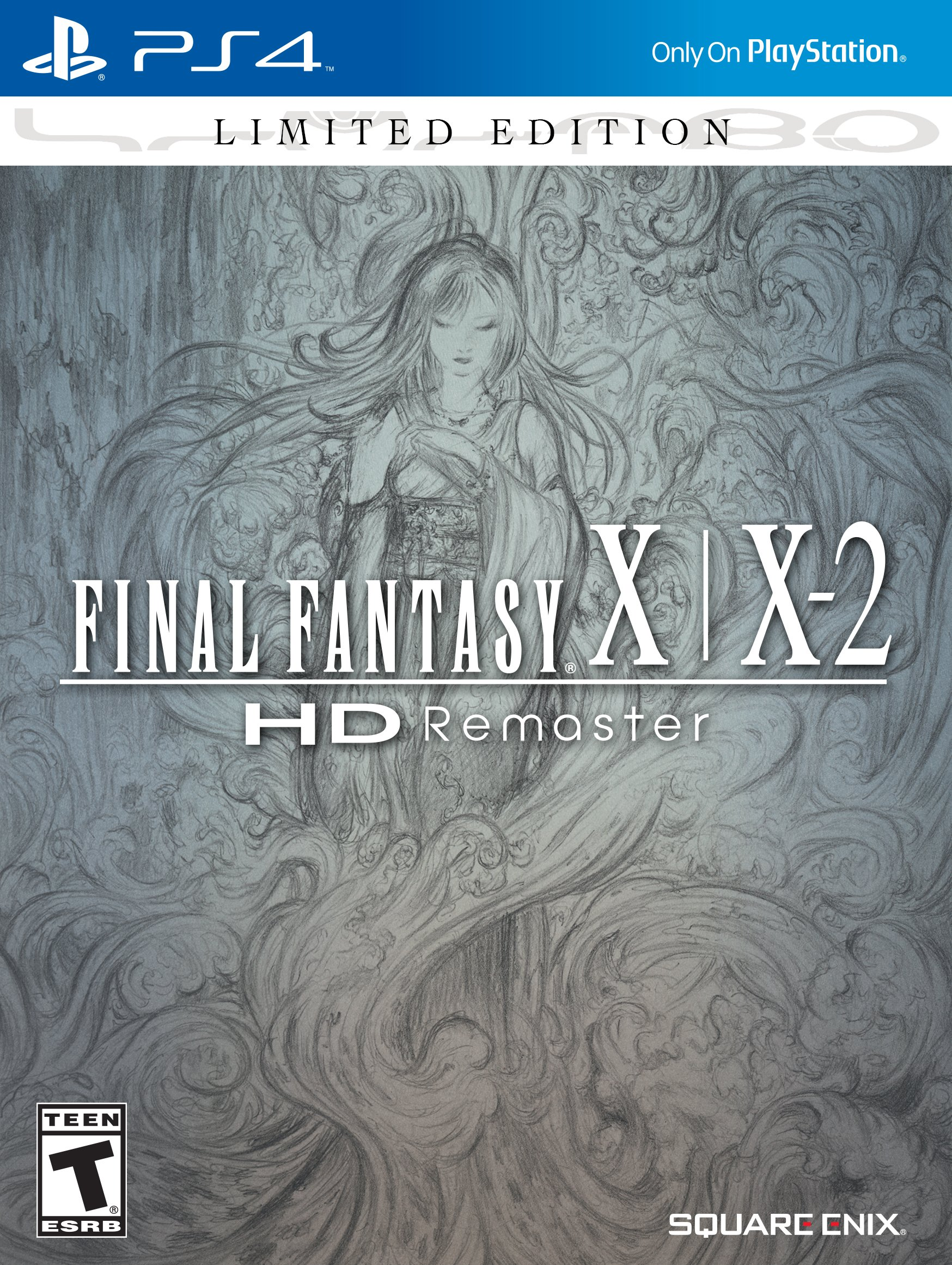 FINAL FANTASY X/X-2 HD Remaster Limited Edition Release ...