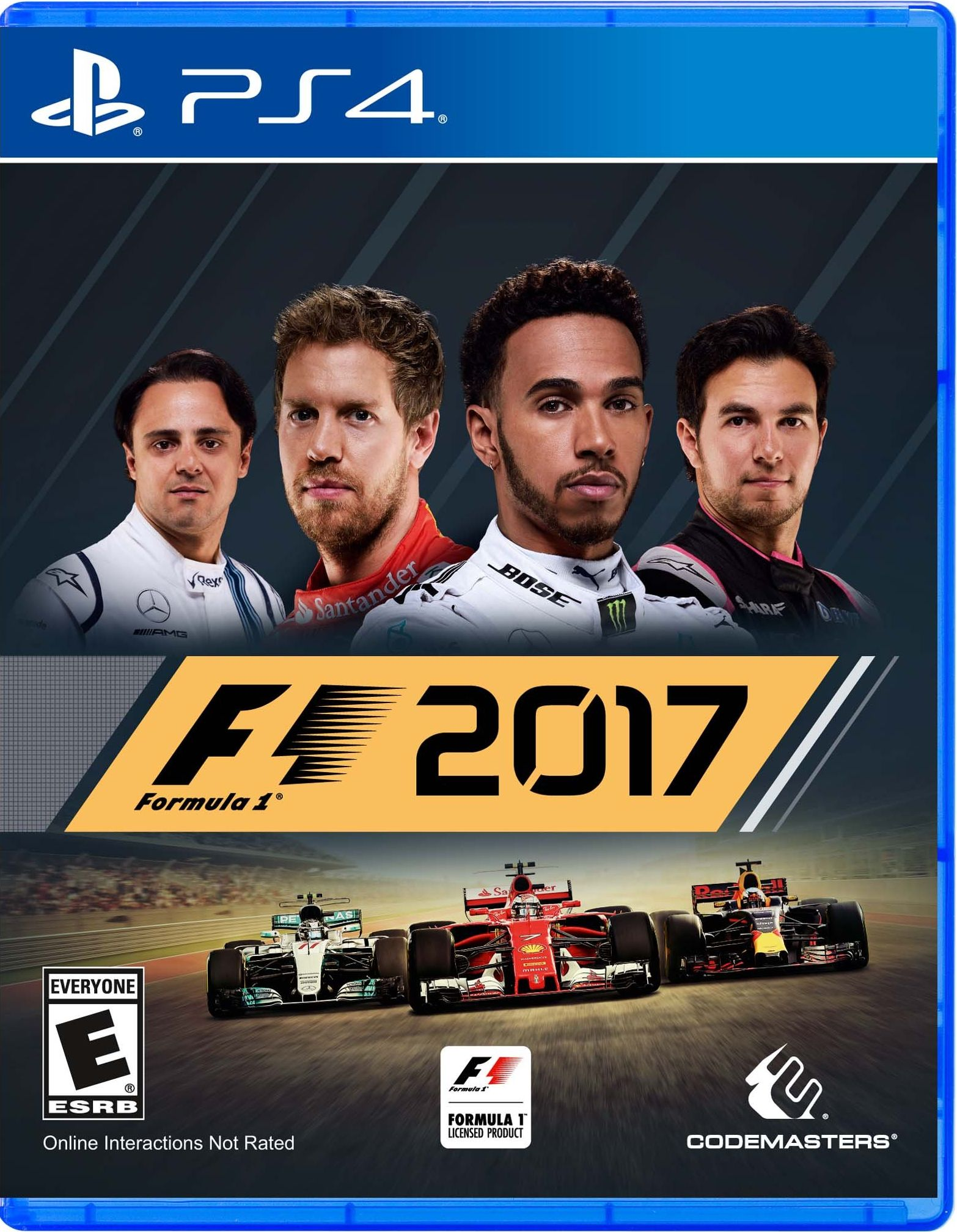formula 1 2017 release date xbox one ps4. Black Bedroom Furniture Sets. Home Design Ideas