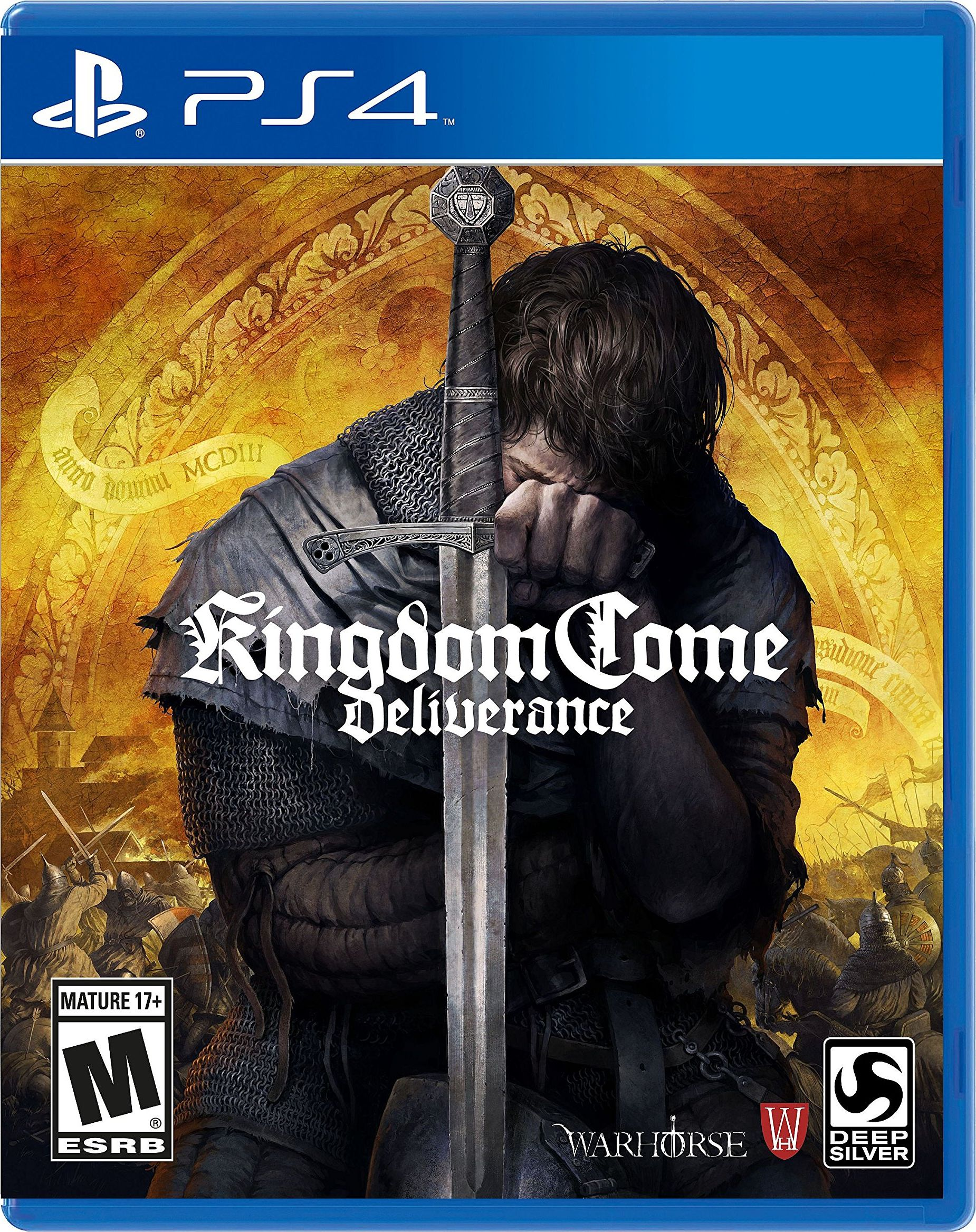 4 Games That Comes With Ps4 : Kingdom come deliverance release date xbox one ps