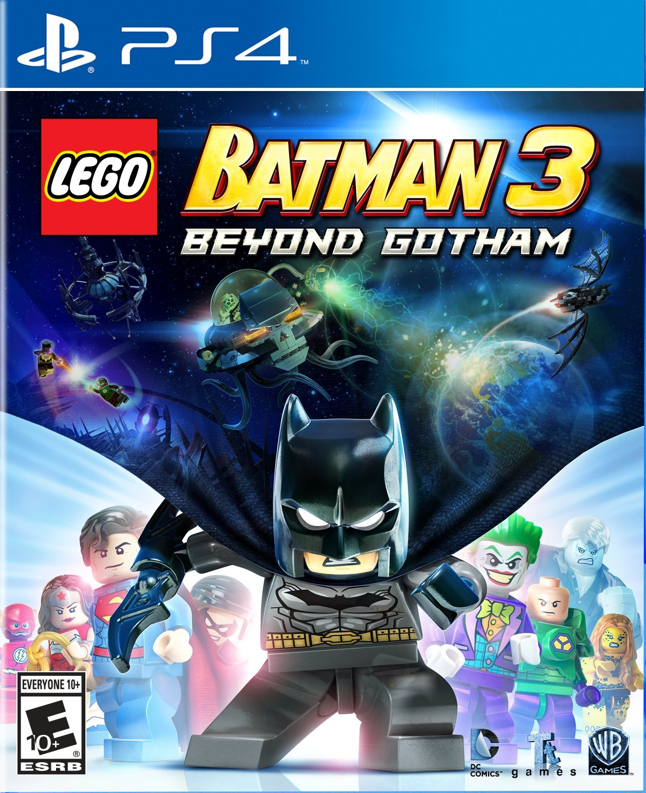 LEGO Batman 3: Beyond Gotham Release Date (Xbox 360, PS3 ...